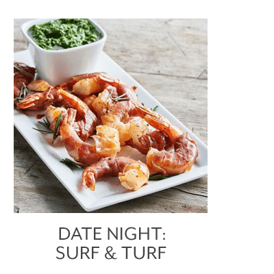 Date Night: Surf & Turf