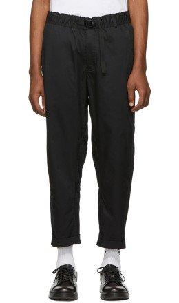NikeLab - Black Woven NRG Trousers