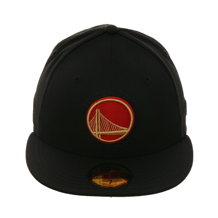 edb842670d3 Exclusive New Era 59Fifty Golden State Warriors Alternate Hat - Black
