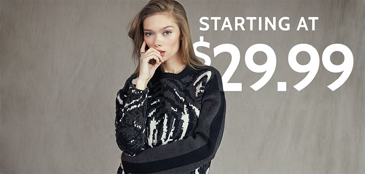 RD Style & More Current Sweaters