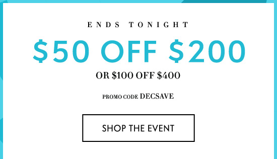 Shop the Event