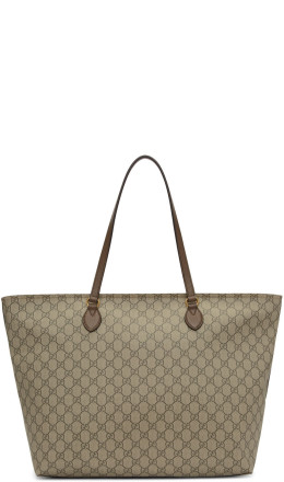 Gucci - Brown Ophidia Tote