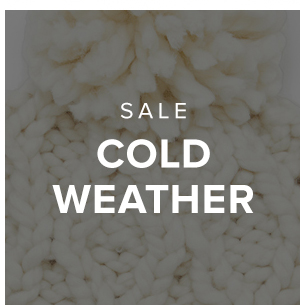 SHOP COLD WEATHER