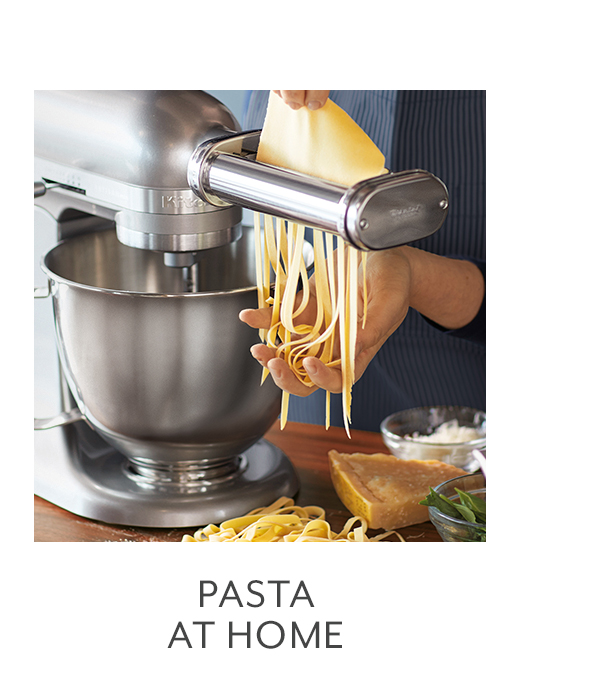 Class: Pasta at Home