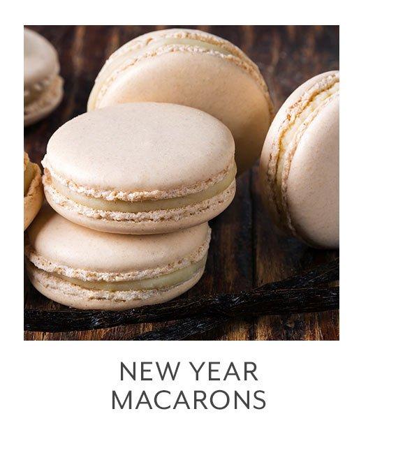 Class: New Year Macarons