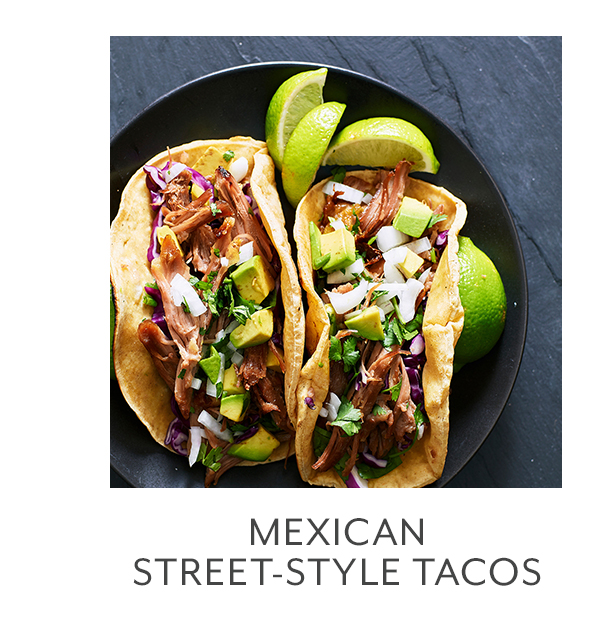 Class: Mexican Street Tacos