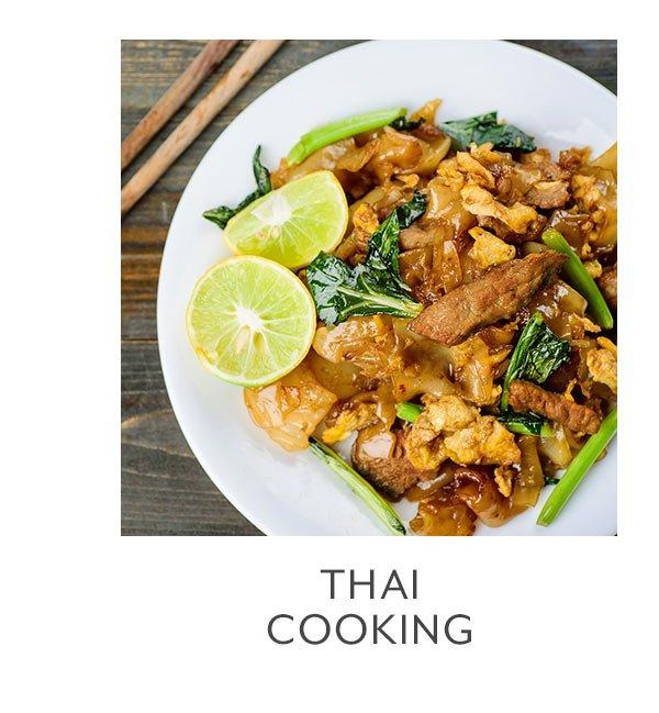 Class: Thai Cooking