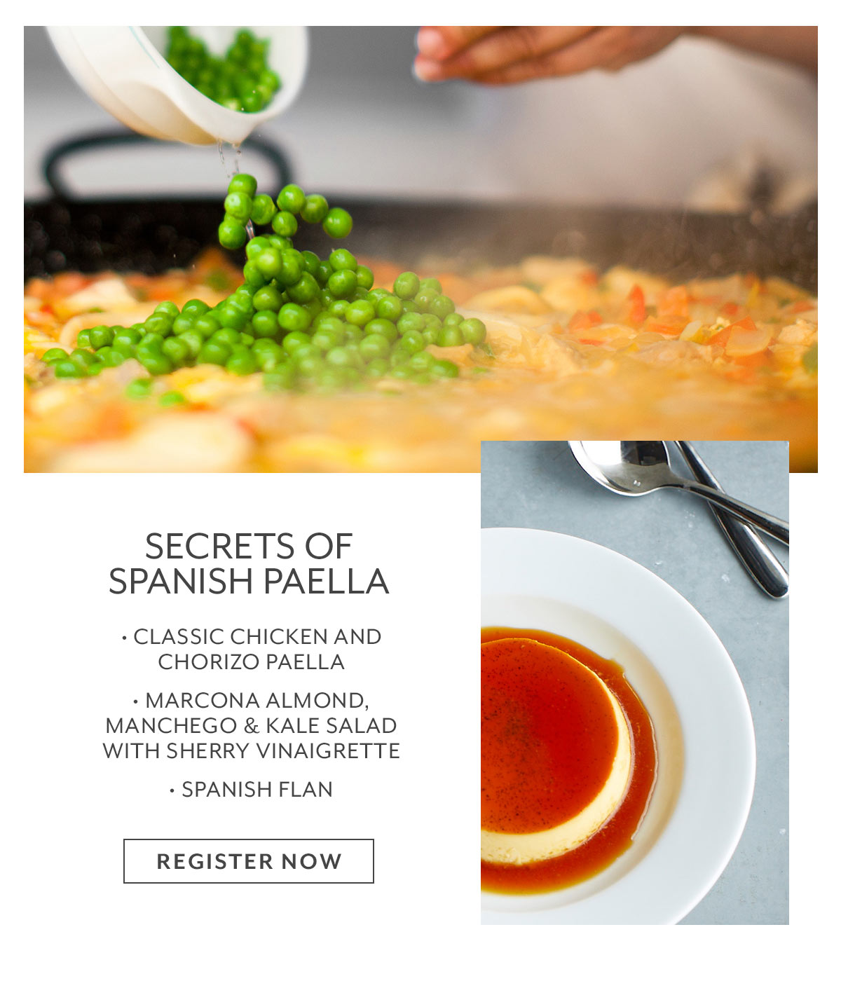 Secrets of Spanish Paella