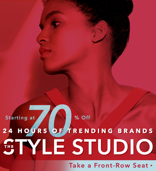 70% & More Off Trending Brands. Make a run(way) for it.