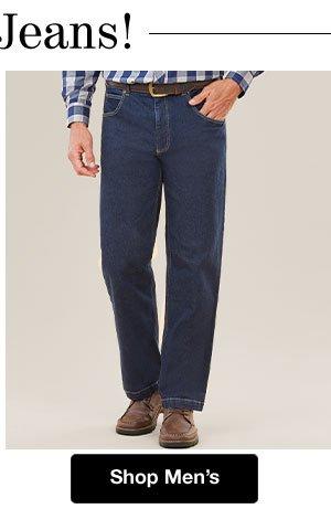 Shop Men's Jeans!