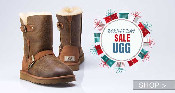BOXING DAY DEAL: UGG