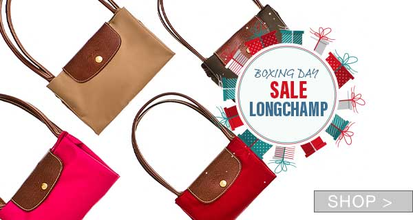 BOXING DAY DEAL: LONGCHAMP
