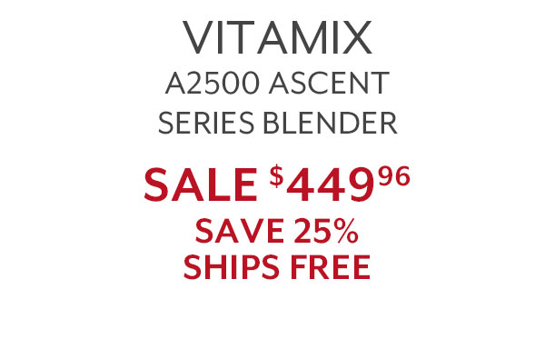 Vitamix Series Blender