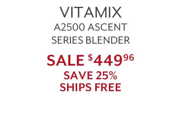 Vitamix Series Blender