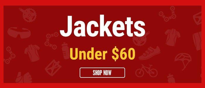 Jackets under $60
