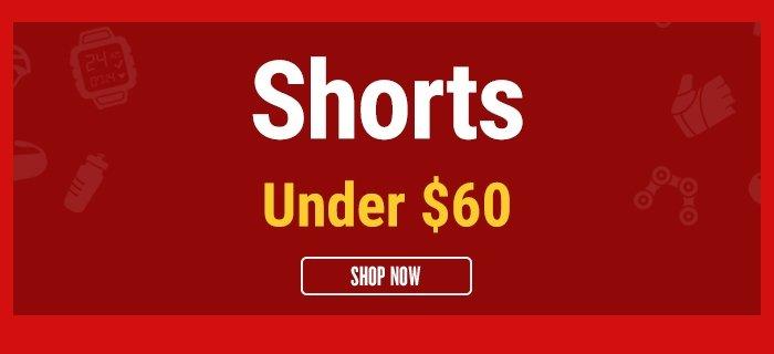 Shorts under $60