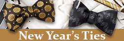 new years ties
