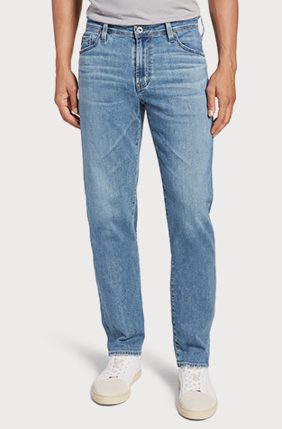 Jeans by AG and more on sale.