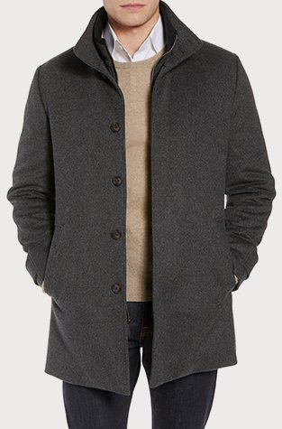 Coats and jackets on sale.