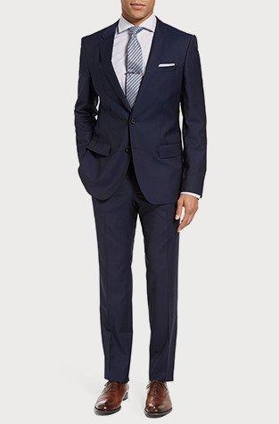 Shop sale suits and separates.