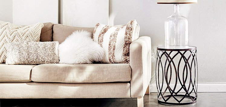 Up to 65% Off Cozy Neutral Furniture