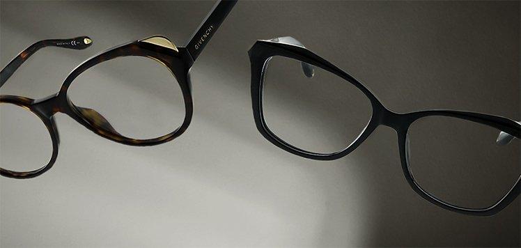 Givenchy & More Designer Eyewear