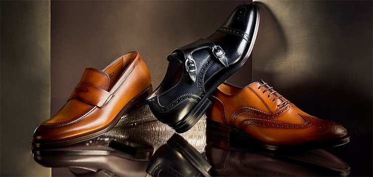 Dress Shoes With Gordon Rush