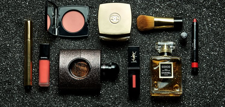 NYE Beauty With YSL to Chanel