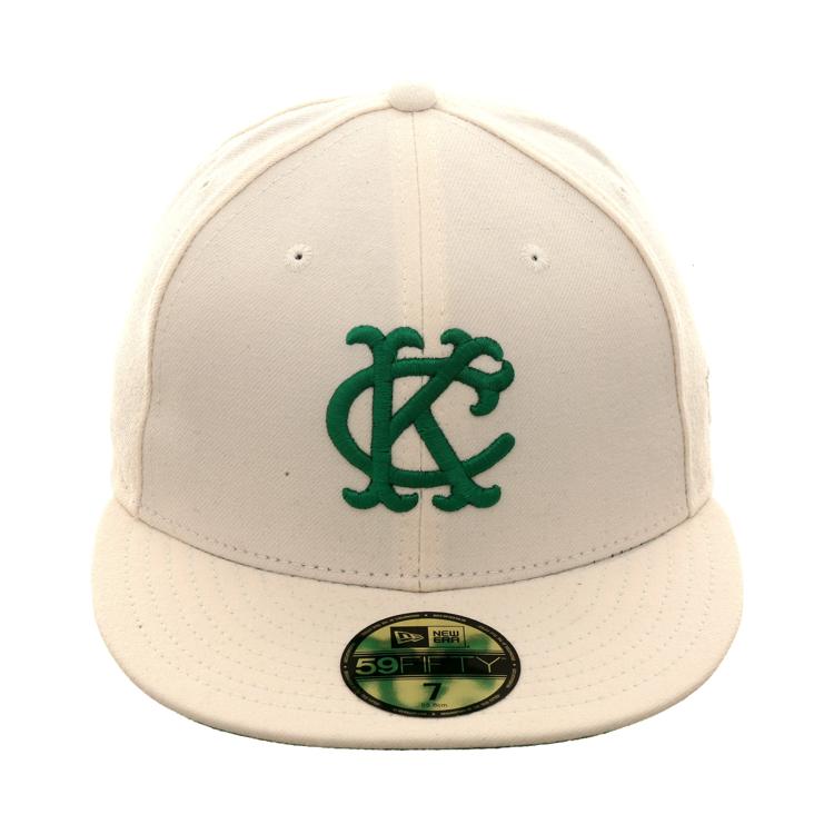 264f501ed81a4 Exclusive New Era 59Fifty Kansas City Athletics 1965 Hat - White