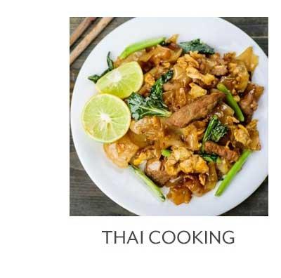 Class Thai Cooking