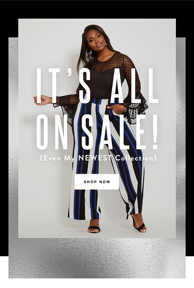 It's all on sale - Shop Now