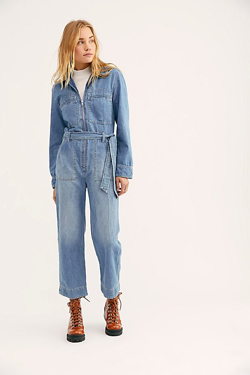Charlie Coveralls