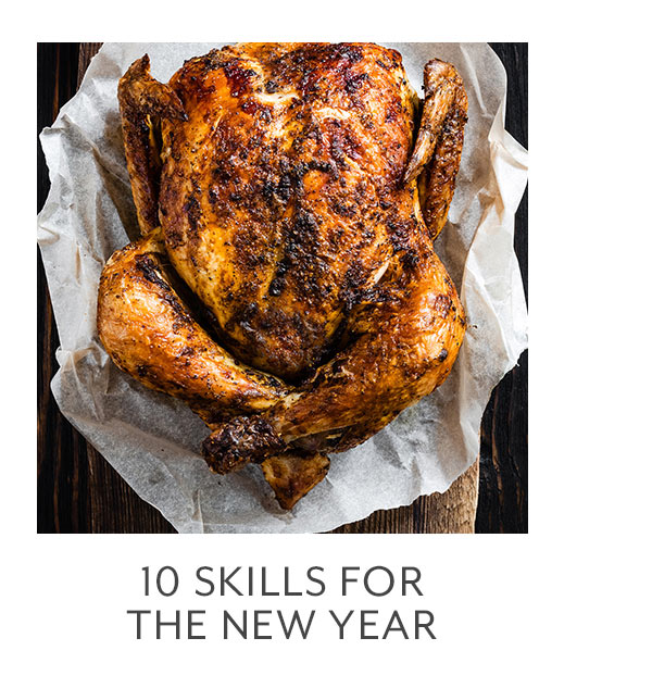 Class: 10 Skills for the New Year