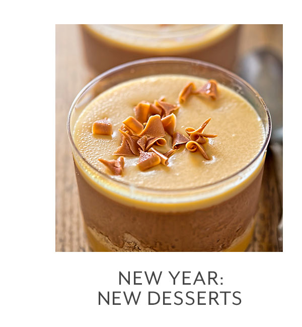Class: New Year, New Desserts