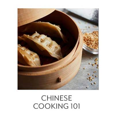 Class: Chinese Cooking 101