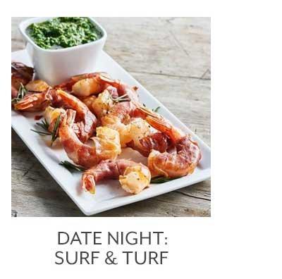 Class Date Night • Surf & Turf