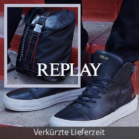 Replay - Shoes & Accessories