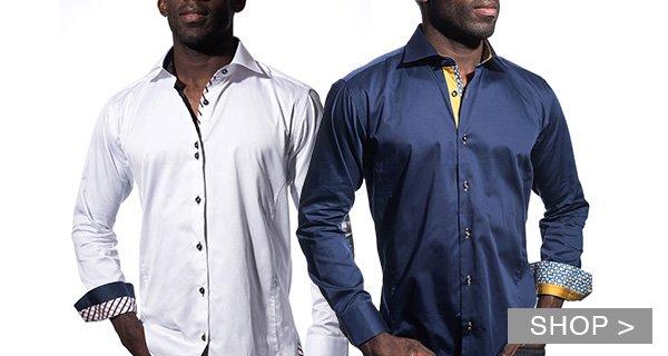 SIAAN DRESS SHIRTS