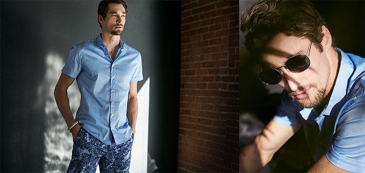 Up to 60% Off Easygoing Looks With Parke & Ronen