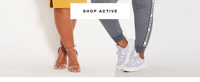 Shop Activewear Now