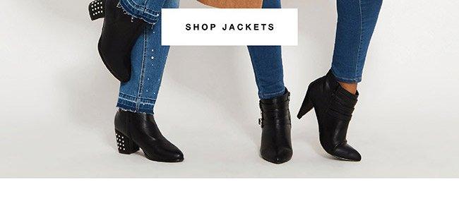 Shop Jackets Now
