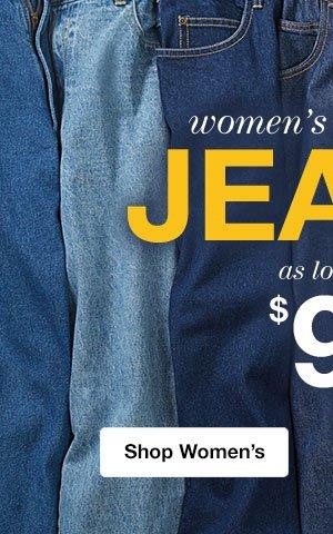 Shop Women's Jeans!