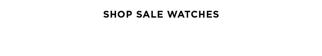 Shop Sale Watches
