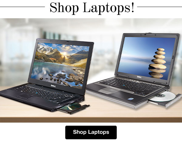 Shop Laptops!