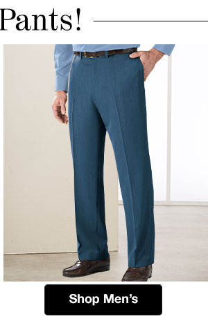 Shop Men's Pants!