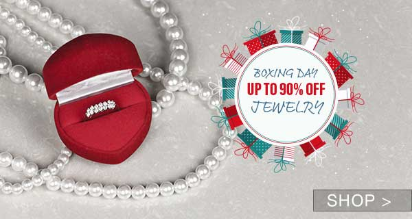 BOXING DAY DEAL: JEWELRY ALL AT $4.99