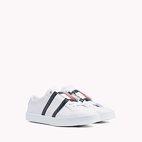 Tommy Hilfiger: Retro Flag Sneaker and