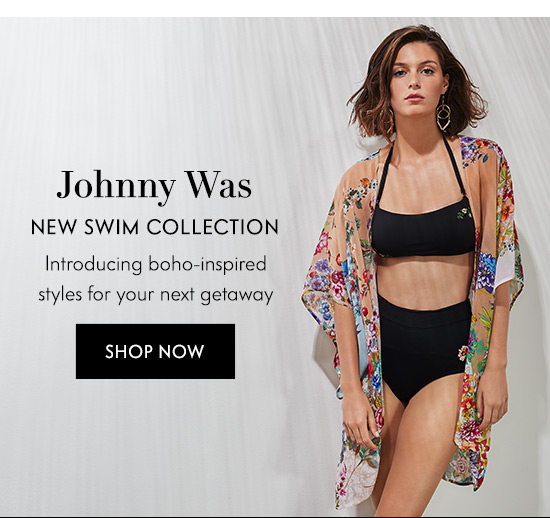 Johnny Was Swimwear
