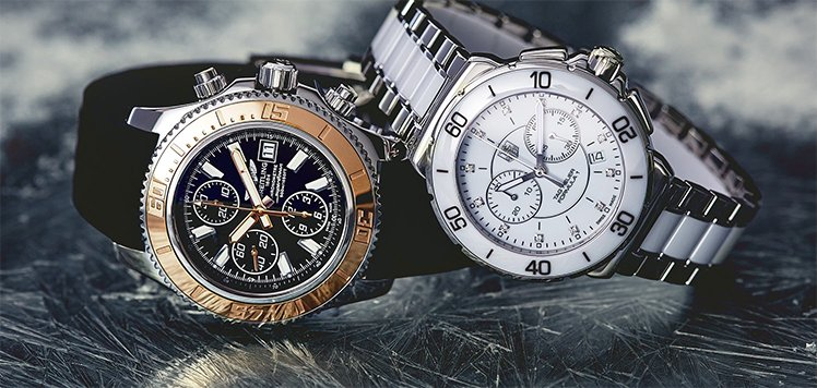 Watches With Wow Factor