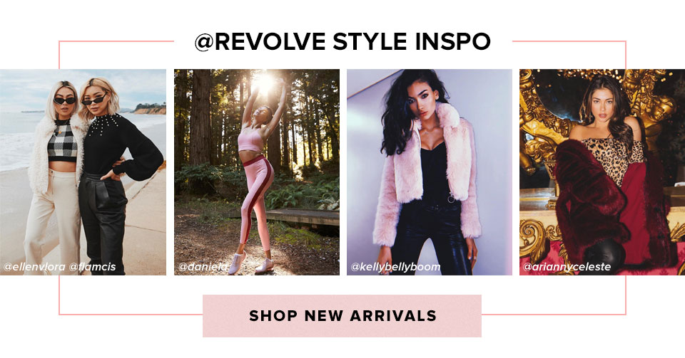 @REVOLVE Style Inso. Shop new arrivals.